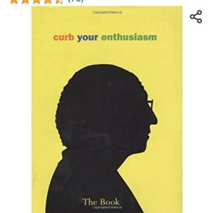 Curb Your Enthusiasm Larry David Seinfeld HBO book